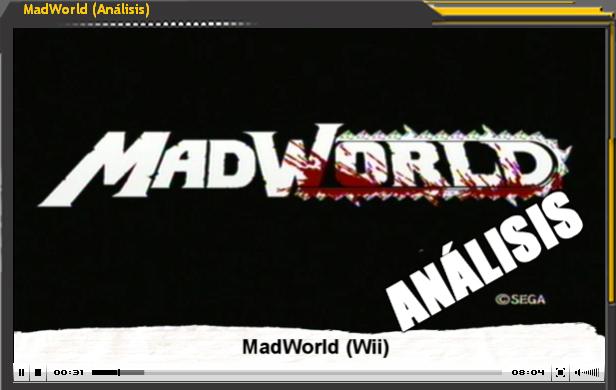 Vídeo-análisis de Madworld (Wii)
