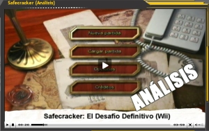 Análisis Safecracker: El Desafío Definitivo (Wii)