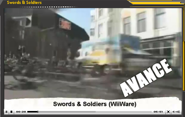 Vídeo-Avance Swords & Soldiers