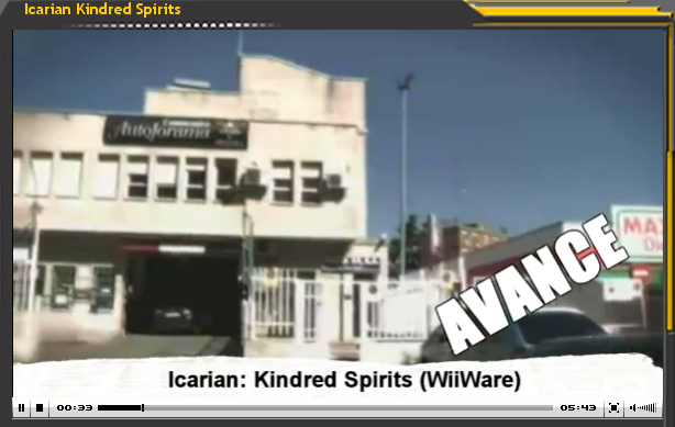 Vídeo-Avance: Icarian Kindred Spirits