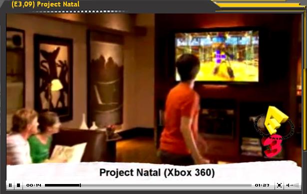 Especial E3'09: Project Natal