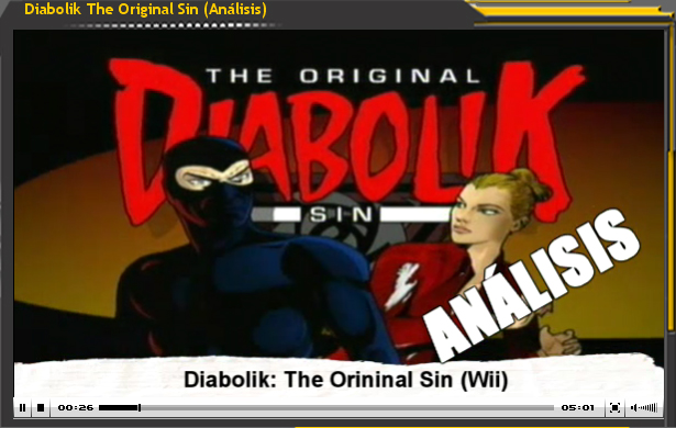 Vídeo- Analisis: Diabolik The Original Sin