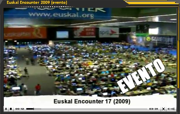 Vídeo-Evento Euskal Encounter 17