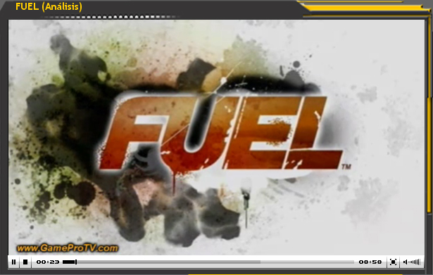 Vídeo-Análisis GameProTV - Fuel