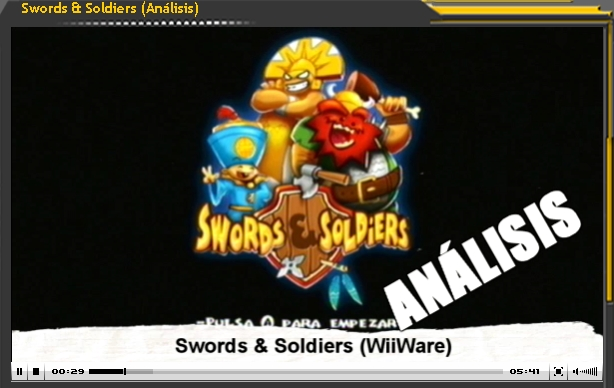 Vídeo-Análisis Swords & Soldiers (9,1)