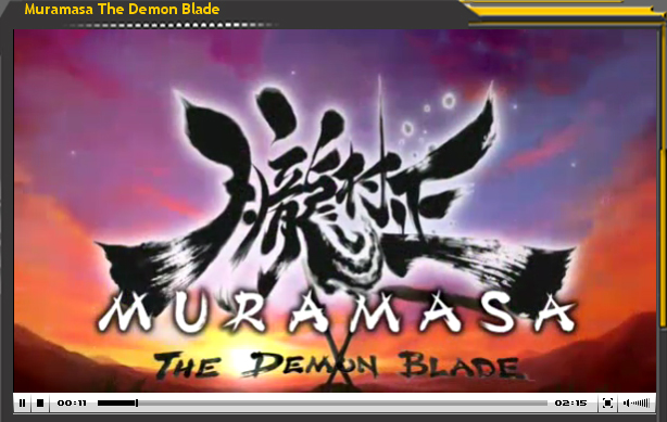 GameProTV - VídeoAvance: Muramasa: The Demon Blade