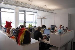 Oficinas de Electronic Arts en Colonia (Fuente: EA)