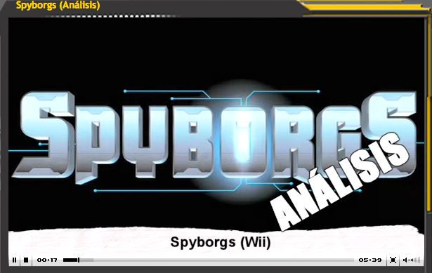 Vídeo-Análisis: Spyborgs (7,1)