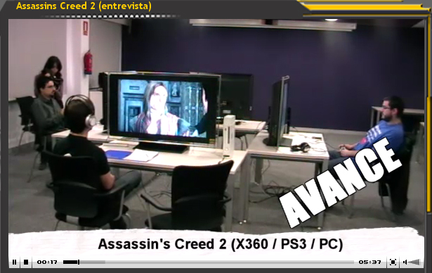 Vídeo-Entrevista: Assasins Creed II
