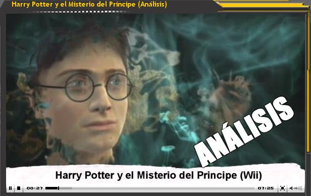 Vídeo-Análisis: Harry Potter y el Misterio del Príncipe (7,1)