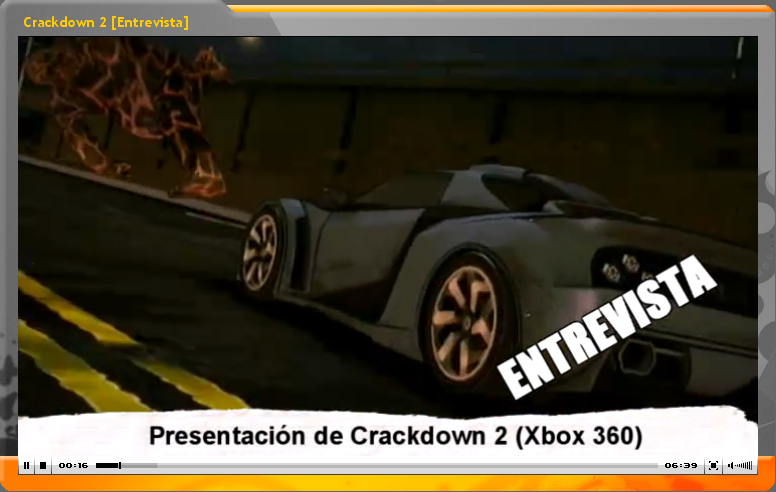 Vídeo-Entrevista: James Cope desarrollador de Crackdown 2 (GameProTV.com)