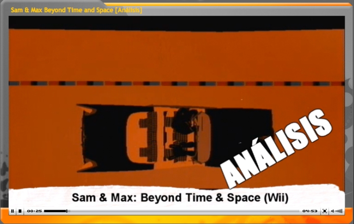 Sam & Max 2: Beyond Time & Space video review (www.GameProTV.com)