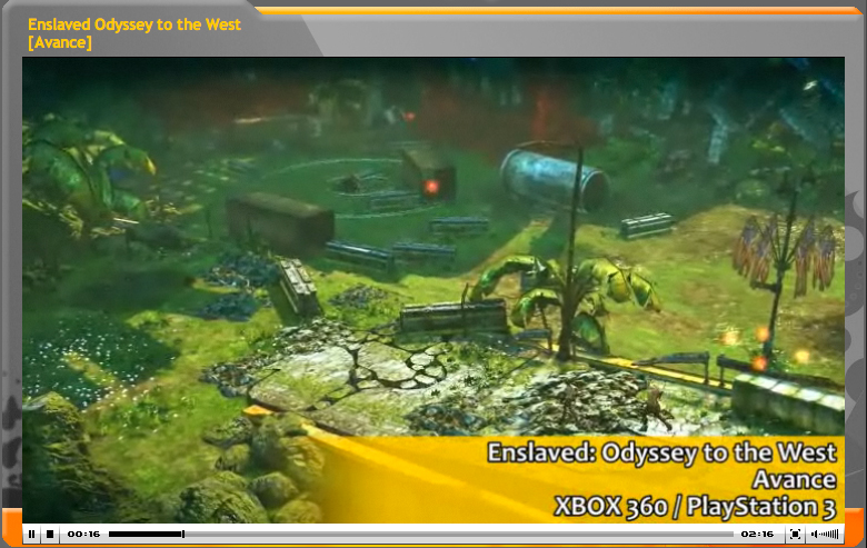 Vídeo avance de Enslaved Odyssey to the West (GameProTV.com)