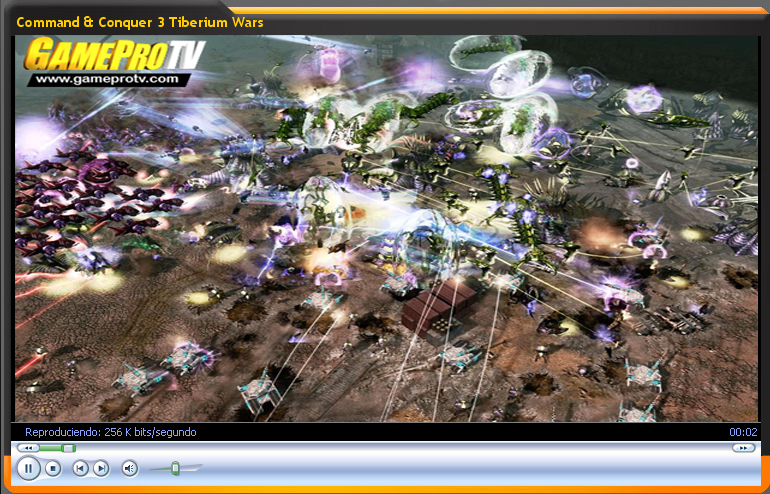 Vídeo-Avance: Command & Conquer 3 Tiberium Wars (www.gameprotv.com)