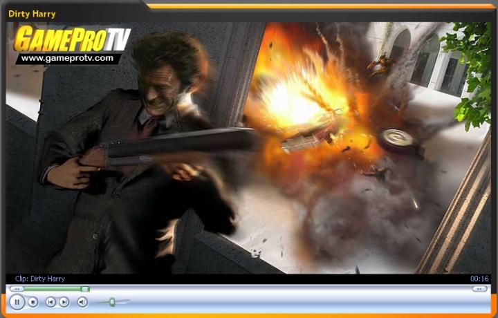 Vídeo-Avance de Dirty Harry (GameProTV.com)