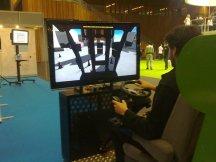 Gestionet Multimedia Carretilla simulador