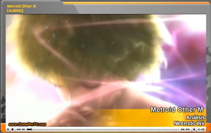 Vídeo-Análisis de Metroid Other M (GameProTV.com)