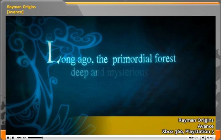 Vídeo-avance de Rayman Origins (www.GameProTV.com)