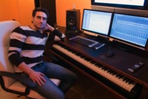 Para Kinito Ninja elaborará seis piezas de música y los efectos de sonido