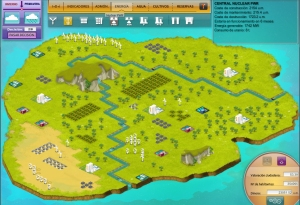 "La isla de las ideas es un ""serious game"" de Gestionet Multimedia"