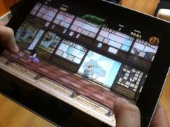 Kinito Ninja en iPad
