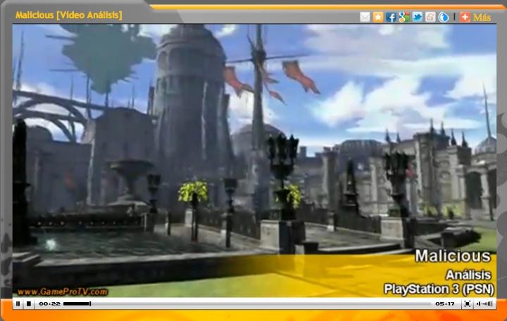 Malicious, Alvion, PlayStation 3, PSN, descarga, review