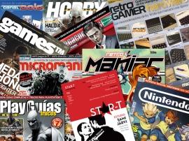 Catálogo, listado, recopilación, publicación, videojuegos, España