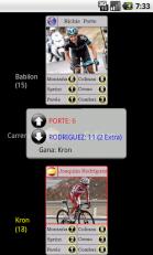 juego de cartas catetos ciclismo