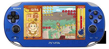 Baboon en PS Vita