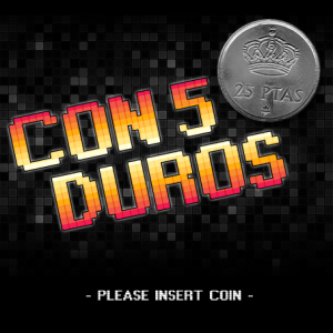 Con cinco duros