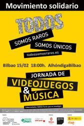 videojuegos y discapacidad Bilbao