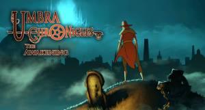 Pantalla de inicio de Umbra Chronicles: The Awakening
