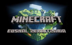 Minecraft_euskal_zerbitzaria