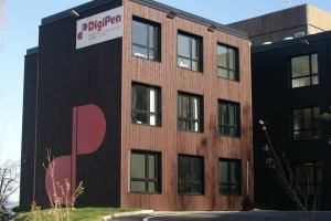 Exterior Campus DigiPen