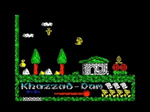 Khazzad-Dum (Idealogic/Lider Soft, 1989)
