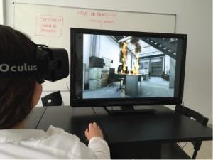 Los entrenamientos virtuales son una alternativa barata para el aprendizaje de situaciones de emergencia o de riesgo.