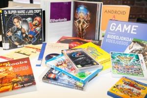 Catálogo de videojuegos en Mediateka Azkuna Zentroa