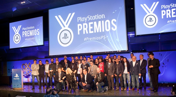 Premios PlayStation 2015