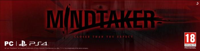 Logo Mindtaker videojuego vasco PS4