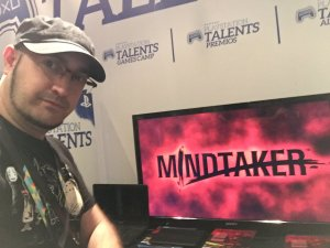 Jon Cortázar enseña Mindtaker en Gamelab