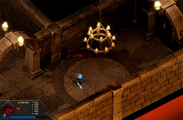 GamePlay de The Last Dungeon