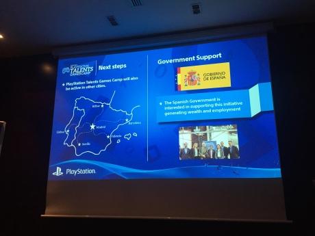 Futuros Games Camp PlayStation en España y Portugal