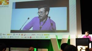 Conferencia de Ignacio Pérez-Dolset en el Fun and Serious Game Festival