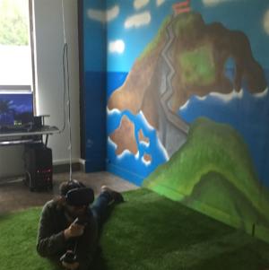 El primero salón recreativo de Realidad Virtual del País Vasco