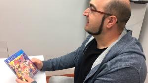 Jon Cortázar y su equipo de Relevo continúa desarrollado los videojuegos Mindtaket y Project 8