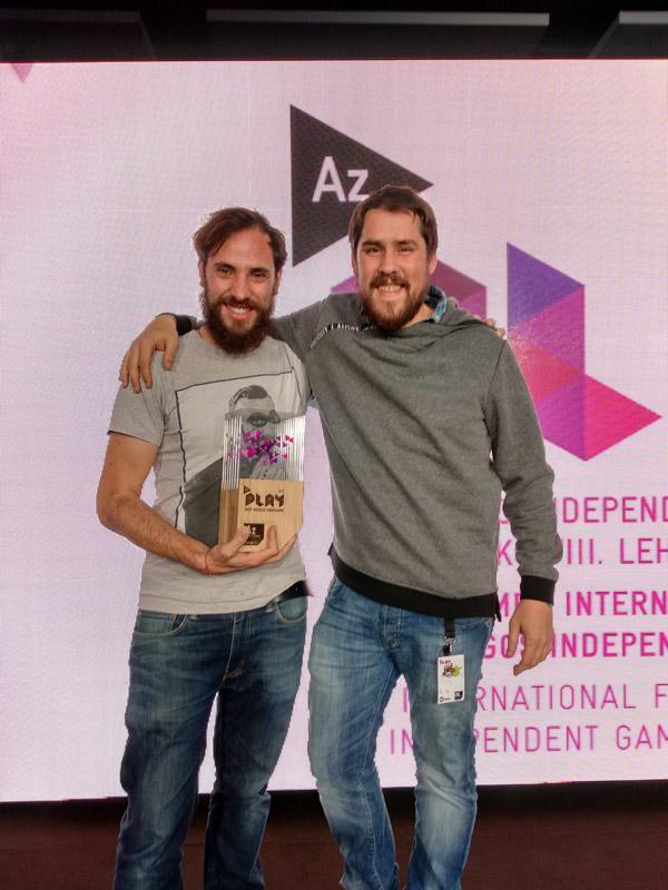 El videojuego Unforgiven VR, de Delirium Studios, se llevó el premio al Mejor videojuego vasco de AzPlay 2017