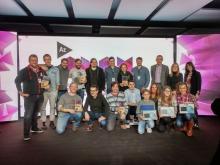 Desarrolladores de videojuegos premiados en AzPlay 2017