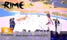 El Premio Titanium al Mejor videojuego español de 2017 es Rime de Tequila Works