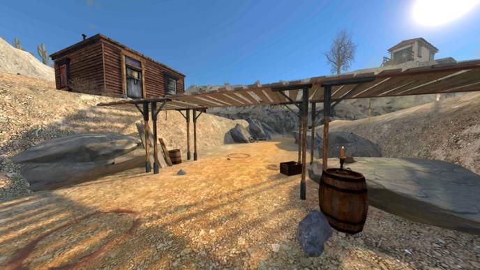 Pyrolite Games han sabido convertir perfectamente el videojuego de Delirium Studios a Samsung GearVR